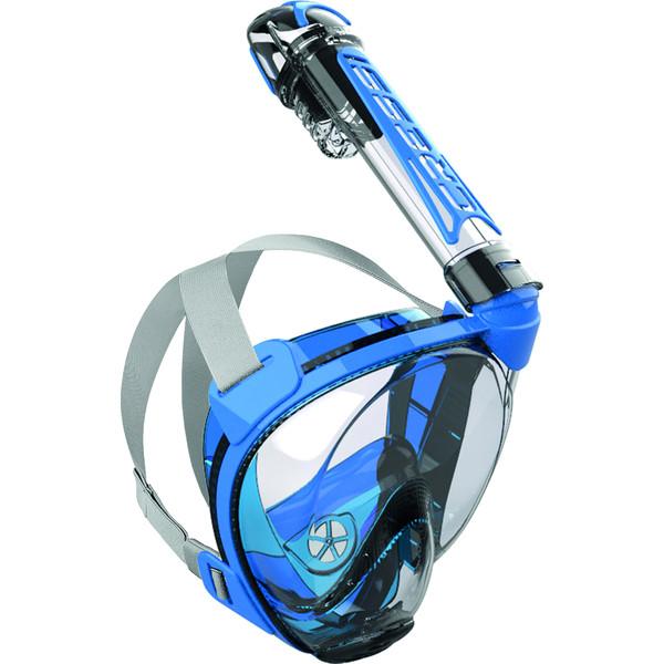 Cressi-Sub DUKE DRY FULL FACE MASK Unisex - Schnorchelausrüstung