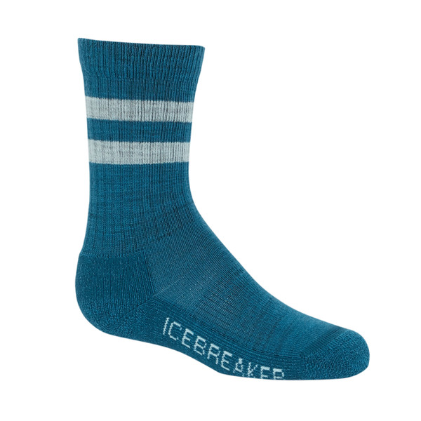 Icebreaker HIKE LIGHT CREW Kinder - Wandersocken