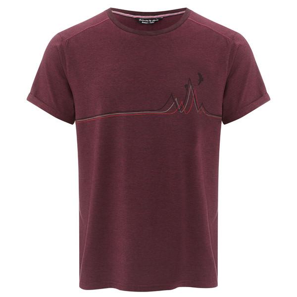 Chillaz STREET MOUNTAIN LINE - T-Shirt