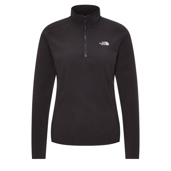 The North Face W 100 GLACIER 1/4 ZIP - EU Frauen - Fleecejacke
