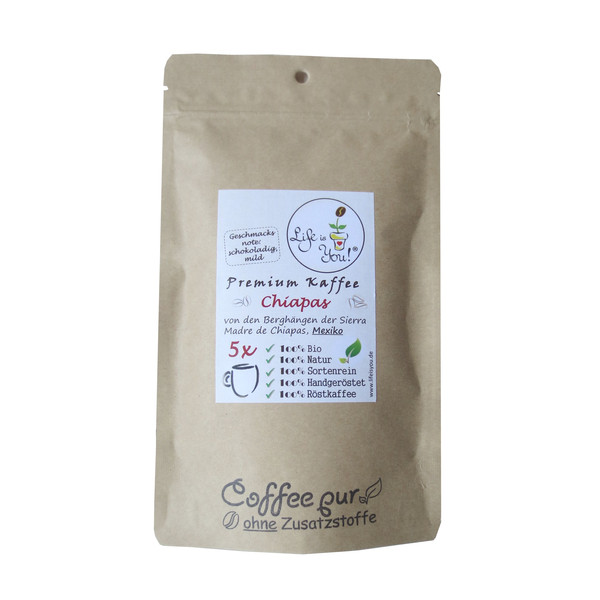 Life is you COFFEE BAG -