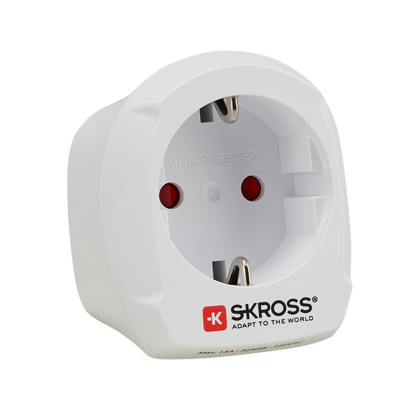 SKROSS TRAVEL ADAPTER UK - Reisestecker