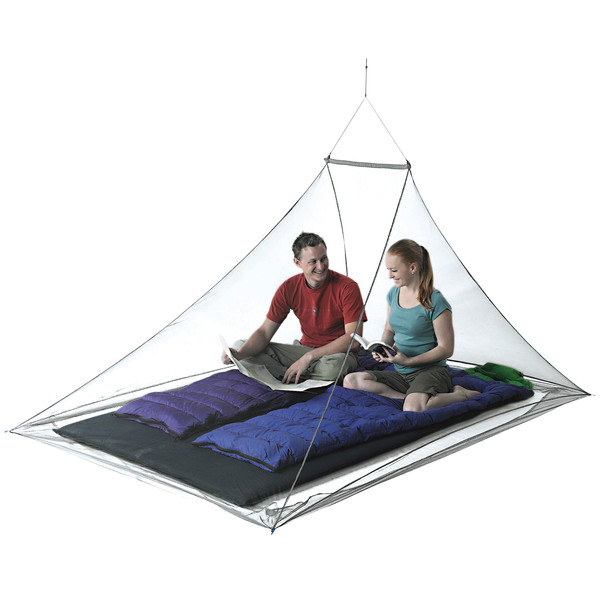 Sea to Summit NANO MOSQUITO PYRAMID NET DOUBLE Unisex - Moskitonetz