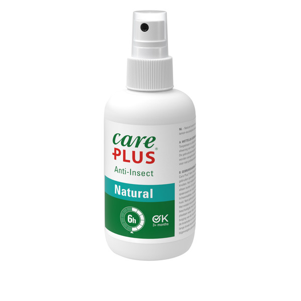 Care Plus ANTI-INSECT - NATURAL SPRAY CITRIODIOL, 200ML - Insektenschutz