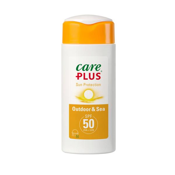 Care Plus SUN PROTECTION OUTDOOR& SEA SPF50, 100ML - Sonnenschutz