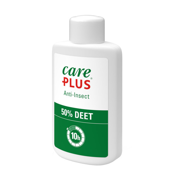 Care Plus ANTI-INSECT - DEET LOTION 50%, 50ML - Insektenschutz