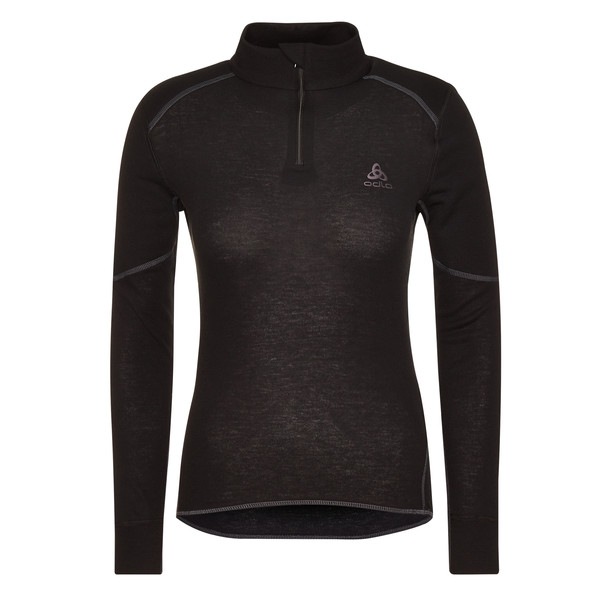 Odlo BL TOP Turtle neck l/s half zip ACTIVE X Frauen - Funktionsunterwäsche