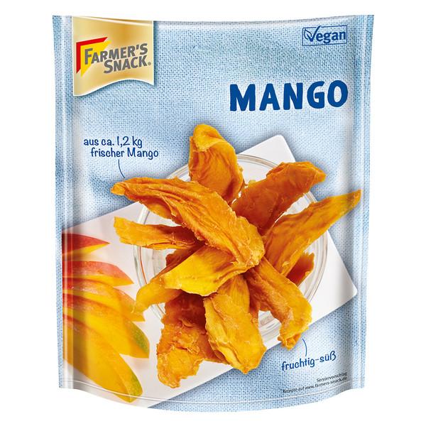 Farmer' s Snack MANGOSTREIFEN - Trockenfrüchte