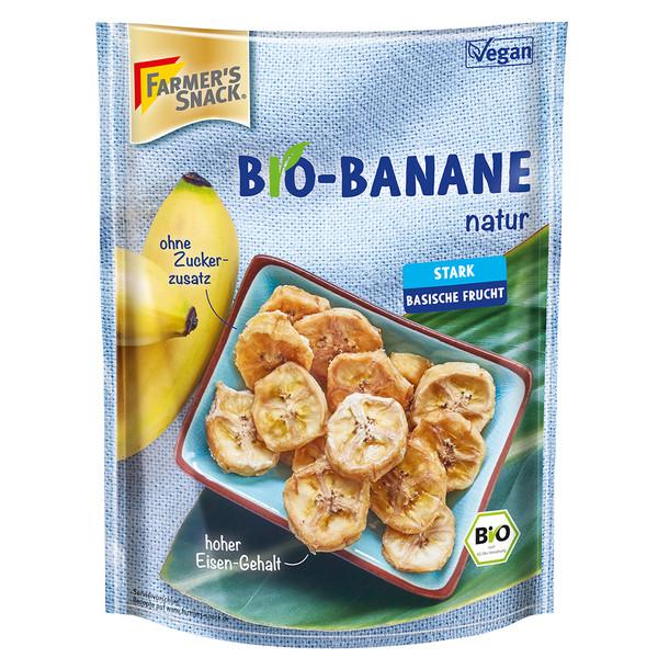 Farmer' s Snack BANANENSCHEIBEN - Trockenfrüchte