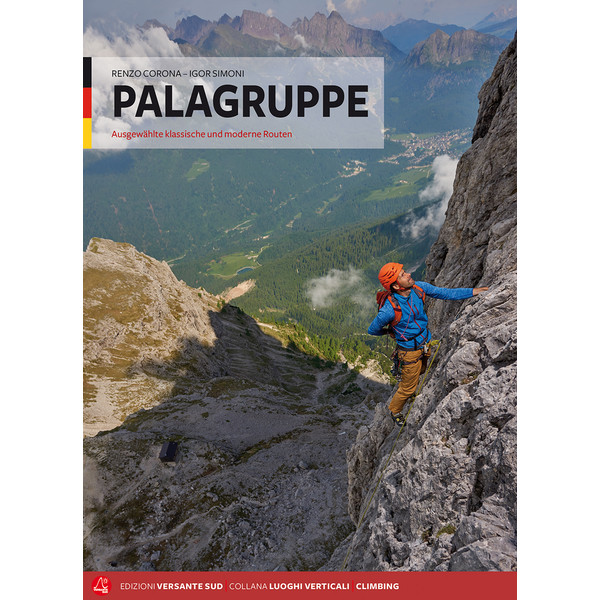 PALAGRUPPE - Kletterführer
