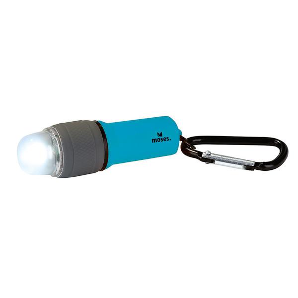 Moses Verlag EXPEDITION NATUR WASSERDICHTE LED-TASCHENLAMPE MIT SOS-FUNKT Kinder - Taschenlampe