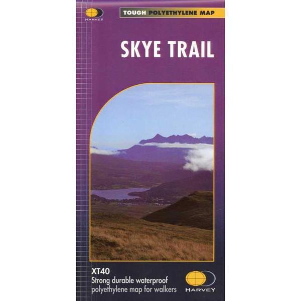 Skye Trail - Wanderkarte