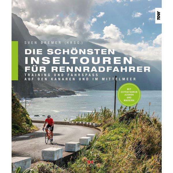 Die schönsten Inseltouren für Rennradfahrer - Radwanderführer