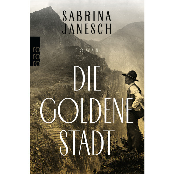 DIE GOLDENE STADT - Roman
