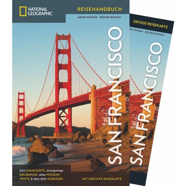 NG REISEHANDBUCH SAN FRANCISCO - Reiseführer