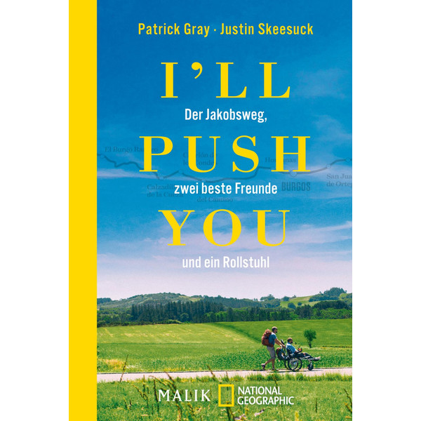 I' LL PUSH YOU -
