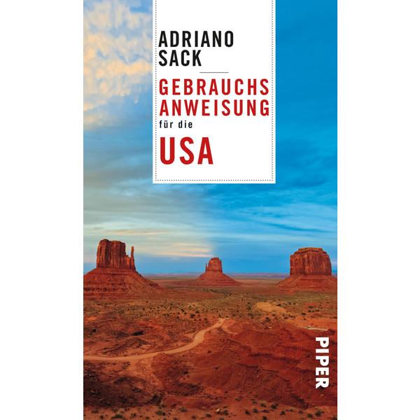 GEBRAUCHSANWEISUNG FÜR DIE USA - Reiseführer
