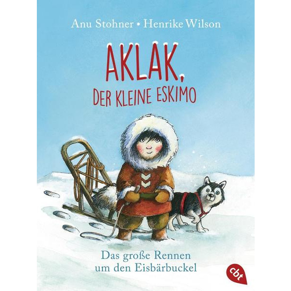 AKLAK, DER KLEINE ESKIMO - Kinderbuch