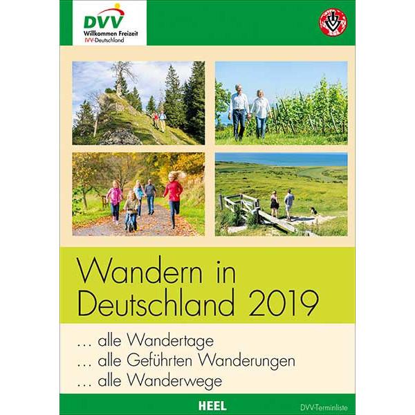 WANDERN IN DEUTSCHLAND 2019 -