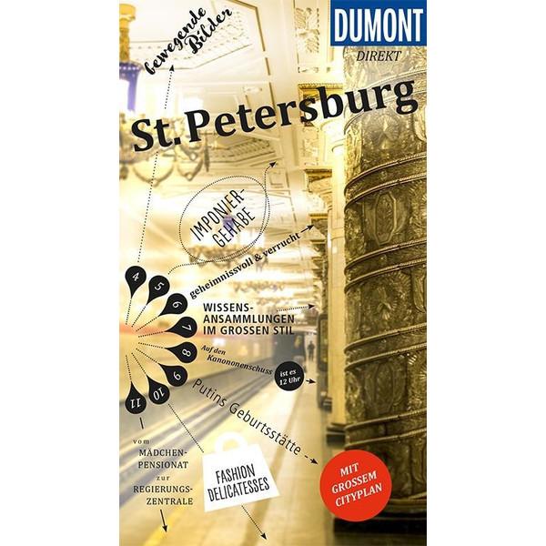 DuMont direkt Reiseführer St. Petersburg - Reiseführer