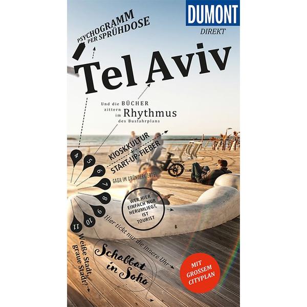 DUMONT DIREKT TEL AVIV - Reiseführer
