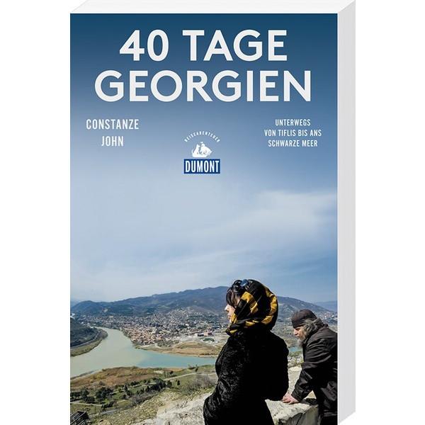 40 TAGE GEORGIEN - Reisebericht