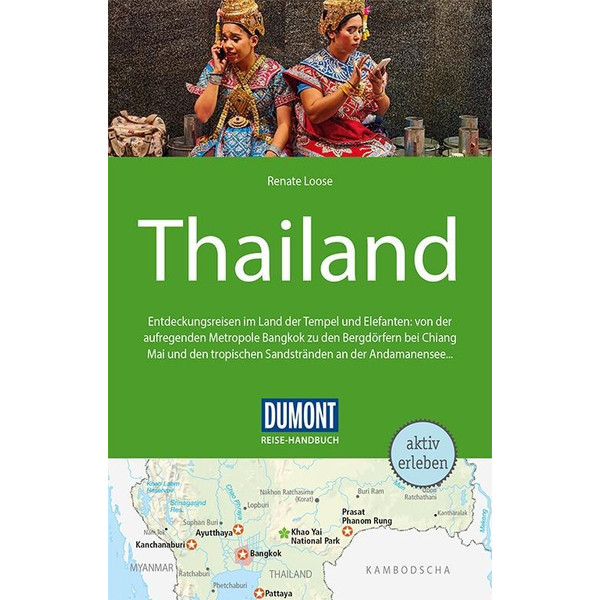 DuMont Reise-Handbuch Reiseführer Thailand - Reiseführer