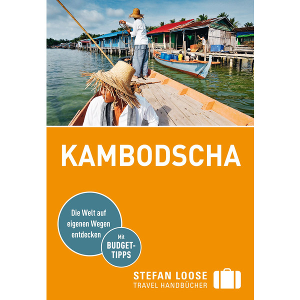LOOSE REISEFÜHRER KAMBODSCHA - Reiseführer
