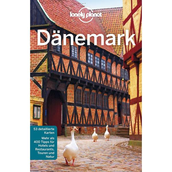LONELY PLANET REISEFÜHRER DÄNEMARK - Reiseführer