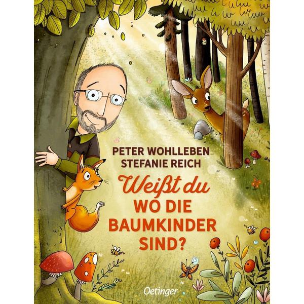 Weißt du, wo die Baumkinder sind? - Kinderbuch