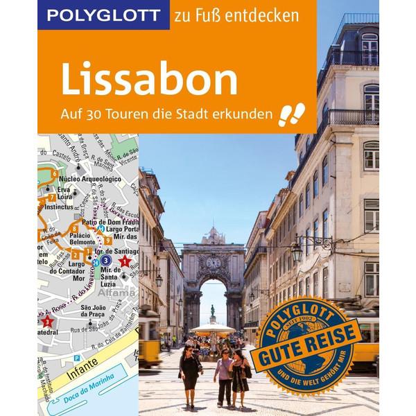 POLYGLOTT Reiseführer Lissabon zu Fuß entdecken - Reiseführer