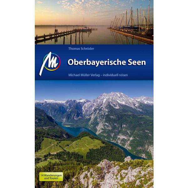 MMV OBERBAYERISCHE SEEN - Reiseführer