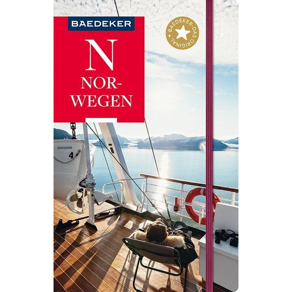 Baedeker Reiseführer Norwegen - Reiseführer