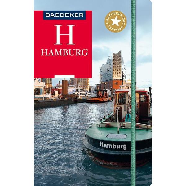 Baedeker Reiseführer Hamburg - Reiseführer