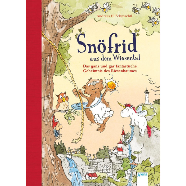 Snöfrid aus dem Wiesental 03 - Kinderbuch