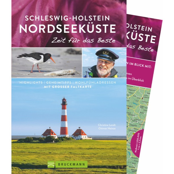SCHLESWIG-HOLSTEIN NORDSEEKÜSTE - Reiseführer