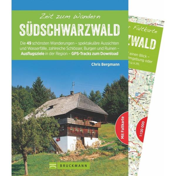 Zeit zum Wandern Südschwarzwald - Wanderführer