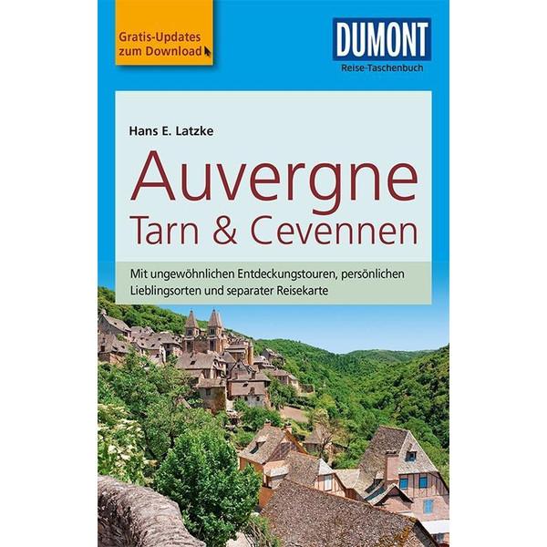 DuMont Reise-Taschenbuch Reiseführer Auvergne, Tarn & Cevennen - Reiseführer