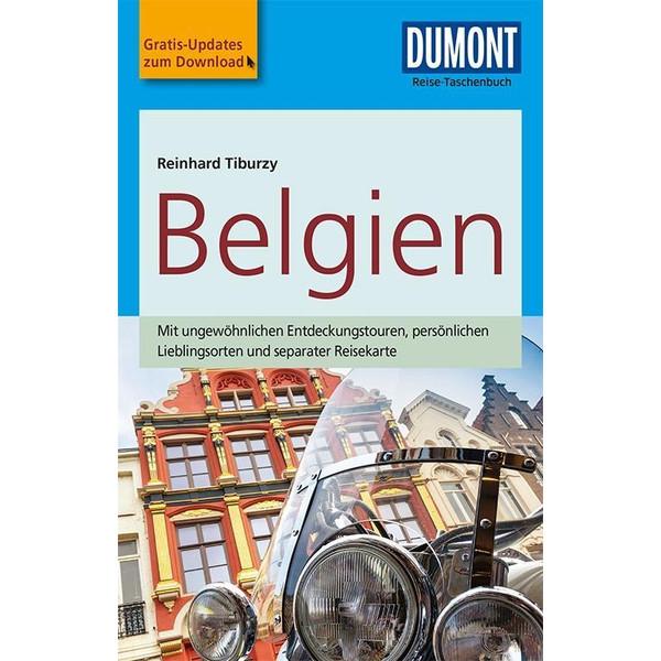 DuMont Reise-Taschenbuch Reiseführer Belgien - Reiseführer