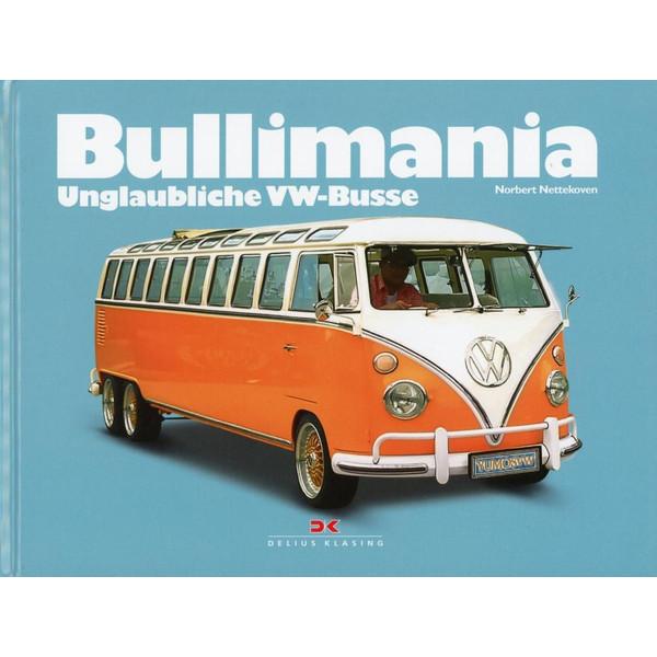 Bullimania - Bildband