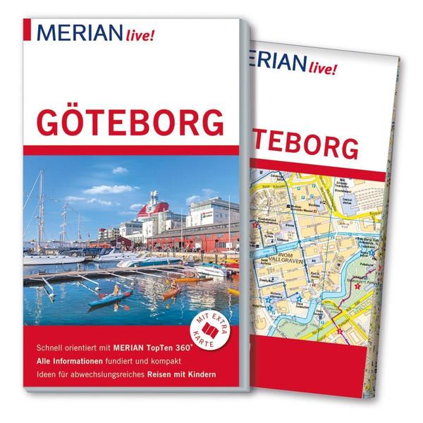 MERIAN live! Reiseführer Göteborg - Reiseführer