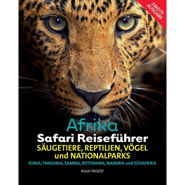 AFRIKA SAFARI REISEFÜHRER - - Reiseführer