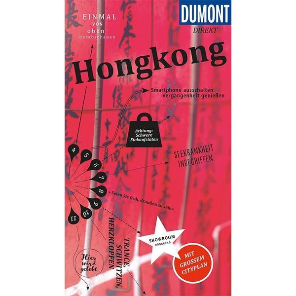 DuMont direkt Reiseführer Hongkong - Reiseführer