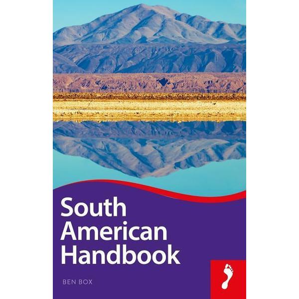 South American Handbook - Reiseführer