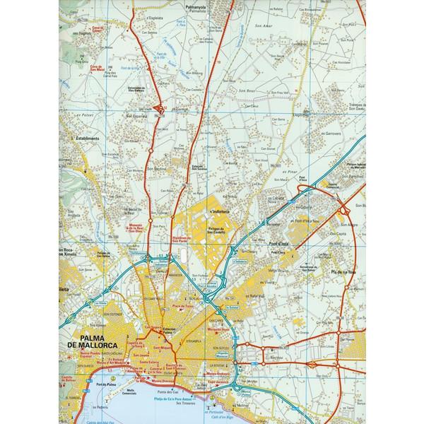 Reise Know How Rad Und Wanderkarte Mallorca West 1 40 000 Reise
