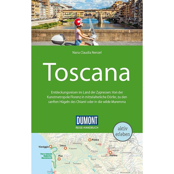 DuMont Reise-Handbuch Reiseführer Toscana - Reiseführer