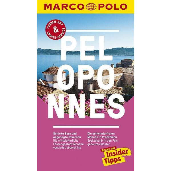 MARCO POLO Reiseführer Peloponnes - Reiseführer