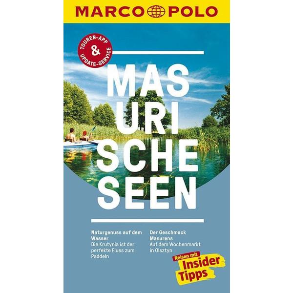 MARCO POLO Reiseführer Masurische Seen - Reiseführer