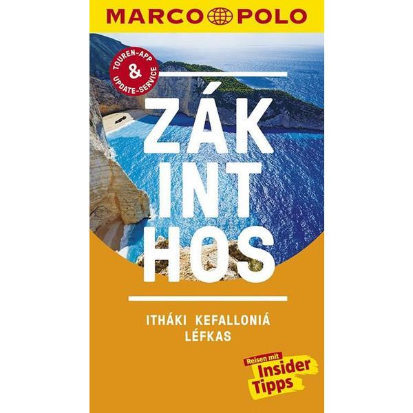 MARCO POLO Reiseführer Zákinthos, Itháki, Kefalloniá, Léfkas - Reiseführer
