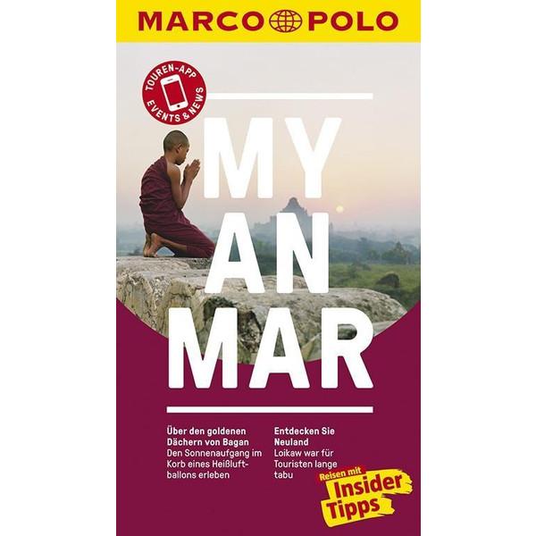 MARCO POLO Reiseführer Myanmar - Reiseführer